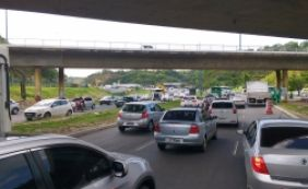 [Trânsito é lento nas principais vias de Salvador nesta quarta; confira ]