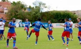 [Bahia decide permanência na Copa do Brasil contra o Paraná fora de casa]