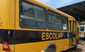 [Criança é atropelada ao descer de ônibus escolar e morre em Itamaraju]