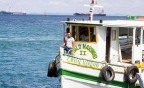[Maré baixa: travessia Salvador-Mar Grande encerra operação antes de 18h ]