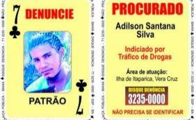 ['7 de Paus do 'Baralho do Crime' é preso na Ilha de Itaparica]