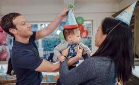 [Criador do Facebook, Mark Zuckerberg, será pai pela segunda vez]