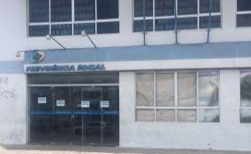 [Assaltada duas vezes esta semana, agência do INSS em Itapuã só abre na segunda]