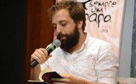 [Gregorio Duvivier terá talk show em parceria com o Porta dos Fundos]
