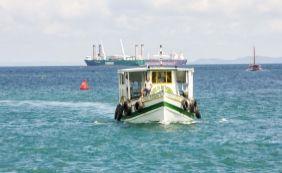[Suspensa por maré baixa, travessia Salvador-Mar Grande retoma atividades às 9h30]