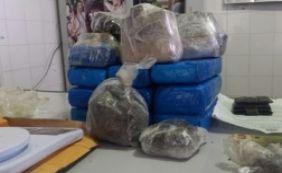 [Homem é preso e cerca de dez quilos de maconha são apreendidos em Ipiaú]