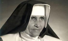 [Irmã Dulce será homenageada em procissão neste domingo]