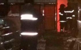[Lanchonete é destruída por explosão em Juazeiro; vazamento de gás pode ser causa]