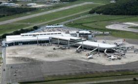[Licitação do Aeroporto de Salvador é marcada para quinta-feira ]