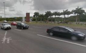 [Duas pessoas ficam feridas em acidente envolvendo cinco veículos no CAB]