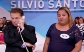 [Silvio Santos é chamado de
