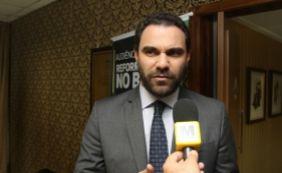 [Adolfo Viana diz que PSDB vai pleitear vaga de vice na chapa de Neto em 2018]
