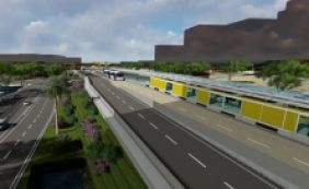 [Vídeo mostra como serão os corredores exclusivos do BRT em Salvador; veja ]
