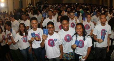 Governo convoca mais 3.655 jovens para o Projeto Primeiro Emprego