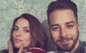 [Junior Lima revela que vai ser pai pela 1ª vez: