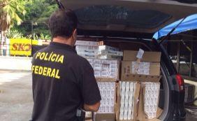 [PF deflagra operação para combater o contrabando de cigarros na Bahia ]