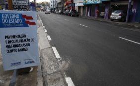 [Projeto de revitalização do Centro Antigo de Salvador já está 70% concluído]