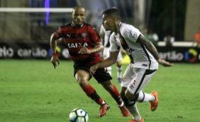 [Vitória enfrenta o Vasco no Barradão para avançar na Copa do Brasil]