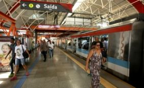[Metrô: estações Pernambués, Imbui, Cab e Pituaçu serão entregues até maio]