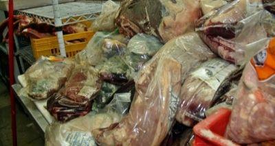 Sócios de frigorífico discutem como vender presunto podre
