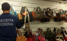 [Loja no Shopping Barra é alvo de investigação da Receita Federal]