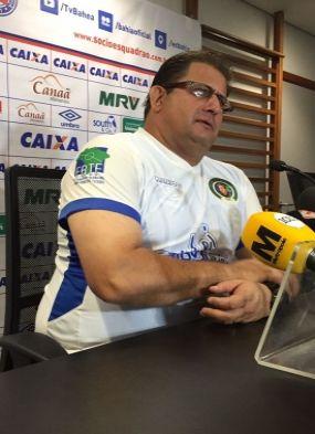 Guto Ferreira sai em defesa de Hernane após declaração sobre o Ba-Vi