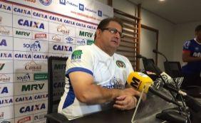 [Guto Ferreira sai em defesa de Hernane após declaração sobre o Ba-Vi]