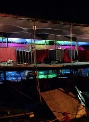 Mais de 20 pessoas ficam feridas após camarote desabar durante show sertanejo