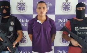 [Integrante do PCC investigado por homicídios é preso no sul da Bahia]