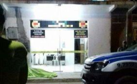 [ Planalto: Pastor evangélico é morto a tiros em frente a funerária ]