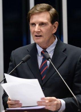 Prefeito do Rio de Janeiro, Marcelo Crivella, está com tumor na próstata