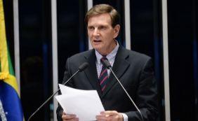 [Prefeito do Rio de Janeiro, Marcelo Crivella, está com tumor na próstata]
