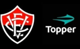 [Topper será nova fornecedora de material esportivo do Vitória]