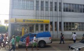 [Policiais impedem roubo a banco em Irecê; suspeitos fugiram]