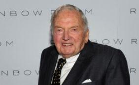 [Morre aos 101 anos David Rockefeller, multimilionário americano]