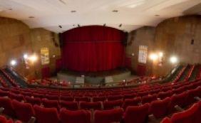 [Perícia aponta que fogo no Teatro Sesc foi causado por refletor de palco]
