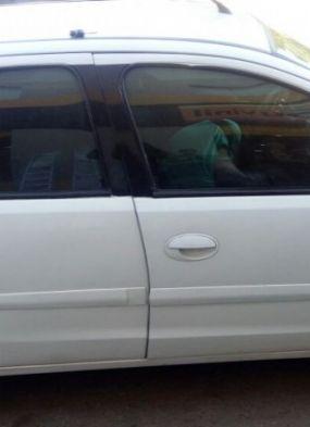 Homem é assassinado dentro de carro na Avenida Anita Garibaldi