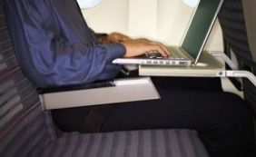 [EUA querem proibir uso de eletrônicos em voos de algumas companhias estrangeiras]
