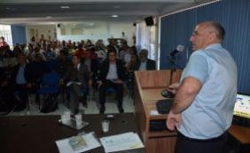 [Especialista de Israel aponta soluções para superar crise hídrica na Bahia]