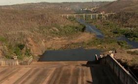 [Seca na Bahia: volume de água em barragem que abastece Salvador é baixo ]