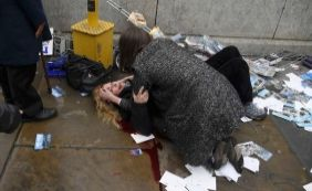 [Tiroteio próximo a parlamento britânico deixa feridos em Londres]