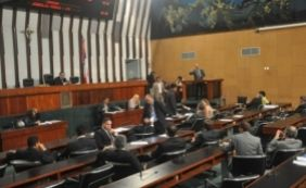 [Sem quórum, sessão para votar 'PEC dos gastos' não acontece na AL-BA]