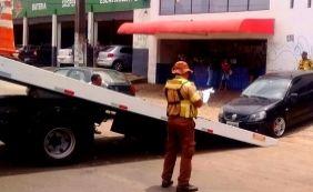 [Transalvador notifica 240 por estacionamento irregular na Vasco da Gama]