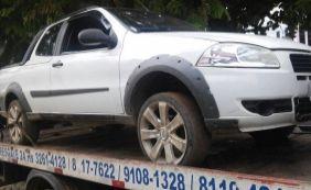[Veículos com chassis adulterados são recuperados em municípios baianos]