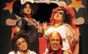 [Após incêndio, 'A Bofetada' se apresenta no Teatro Eva Herz]