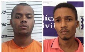 [Dois homens presos por latrocínio de PM confessam outra morte]