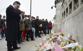 [Duas pessoas são presas por suspeita de participação no ataque em Londres]