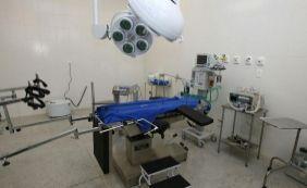 [Secretário de Saúde visita obras da nova ala do Hospital Eládio Lasserre]