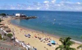 [Confira as praias impróprias para banho neste final de semana em Salvador]