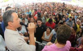 [Rui Costa entrega viaturas em Cícero Dantas: